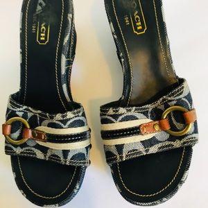 Coach Women's Platform Sandals